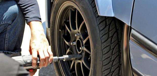 мобилен монтаж на гуми