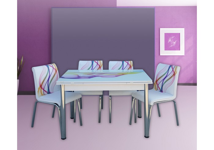 Масата и столовете – задължителна част ли са те, когато говорим за кухненски комплект?