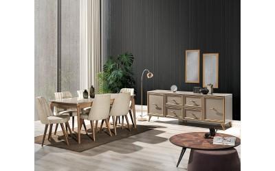 Има ли рецепта за домашен уют и как да подходим при избора на нови мебели за дневната?