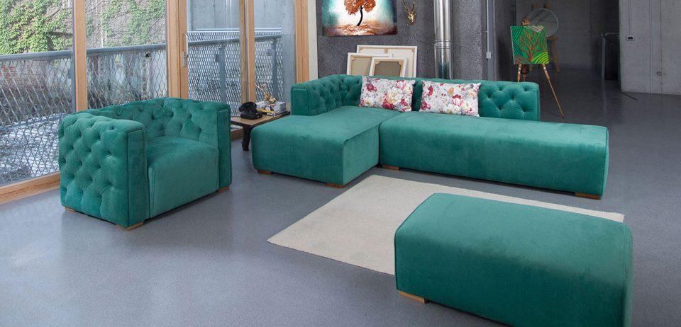 Приоритетите на диваните с покритие от естествена кожа