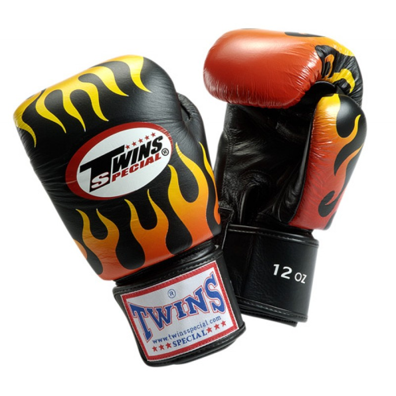 Защо боксови ръкавици Twins Special?