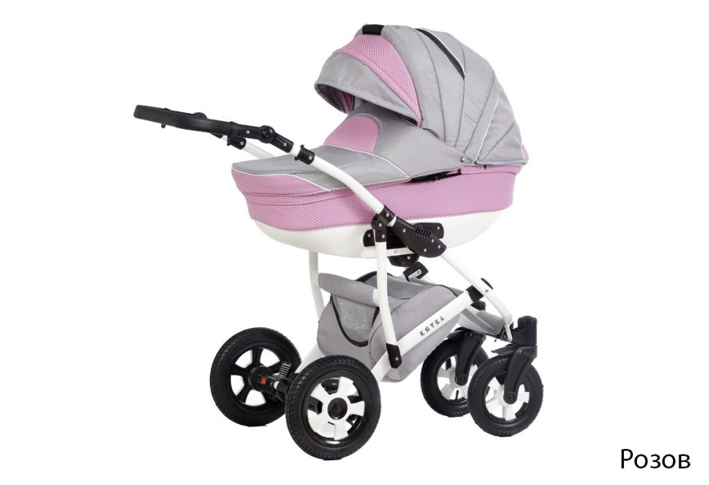 Защо е важно количката на бебето да бъде избрана с внимание
