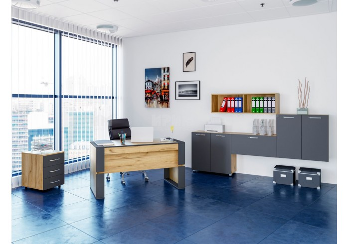 От физически или онлайн магазин да купим нови мебели за офис