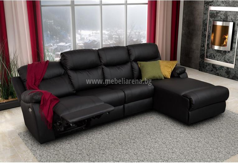 Кожения диван – гарантирано качество при ежедневно използване