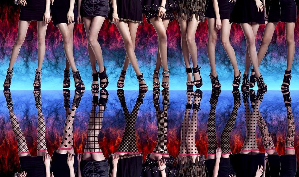 обувки за дами на ток
